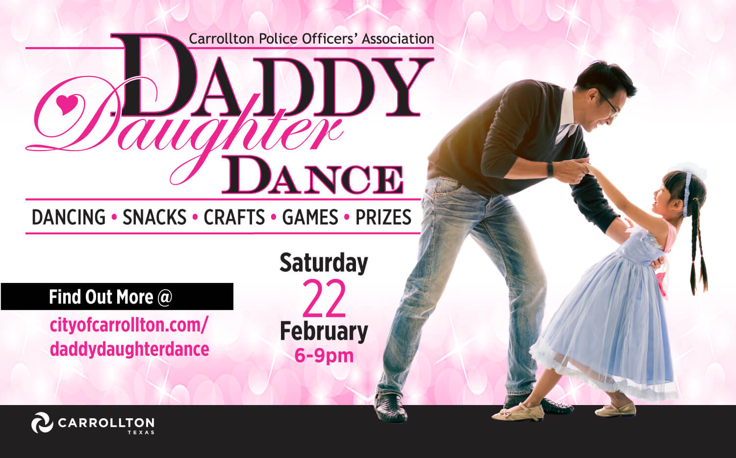 Daddy Daughter Dance 2019 flyer1